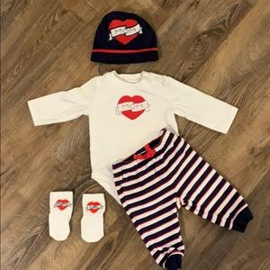 Gymboree ❤️ Mom Outfit